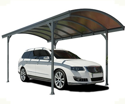 Carport production - model CWD V 5000